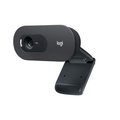 WebCam Logitech C505 HD com Microfone, 3 MP para Chamadas e Gravações em Vídeo Widescreen 720p - 960-001363