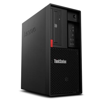 Desktop Lenovo Workstation Thinkstation P330 30d00039br E-2246g 3.60ghz 16gb 256gb Quadro P620 Windows 10 Pro Sem Monitor