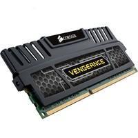 Memória Corsair Vengeance, 4GB, 1600MHz, DDR3, CL9, Preto - CMZ4GX3M1A1600C9