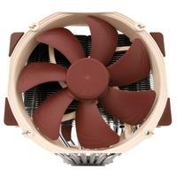 Cooler para Processador Noctua, para AMD/Intel, FAN de 140mm, Marrom - NH-D15