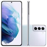 Smartphone Samsung Galaxy S21+ 5G, 128GB, RAM 8GB, Octa-Core, Câmera Tripla, Prata - SM-G996BZSRZTO