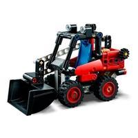 LEGO Technic 2 Em 1 - Mini Carregadeira, 140 Peças - 42116
