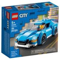 LEGO City - Carro Esportivo, 89 Peças - 60285