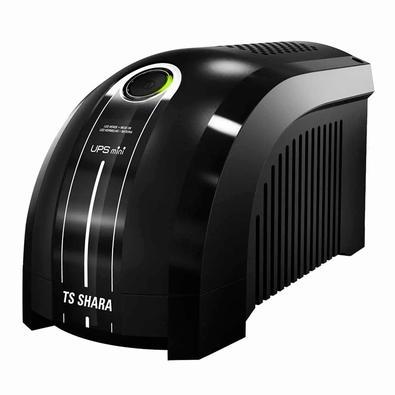 Nobreak TS Shara UPS Mini 500VA, 6x Tomadas, 115V - 331