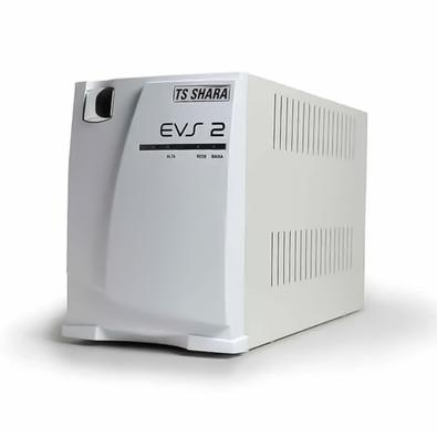Estabilizador TS Shara EVS II 2000VA, 8x Tomadas (4x 10A, 4x 20A), Entrada Bivolt, Saida 115V - 2249