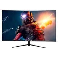 Monitor Gamer Bluecase 27´ Full HD, 165Hz, 1ms, HDMI/Display Port/HDR, Vesa, Free Sync, Flicker Free, HDR, Curvo - BM2712GC