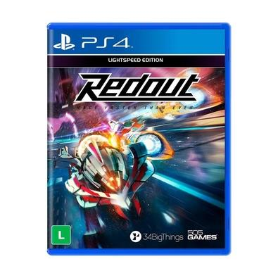 Jogo Redout Light Speed Edition - Playstation 4 - 505 Games