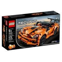 LEGO Technic - Chevrolet Corvette ZR1, 579 Peças - 42093