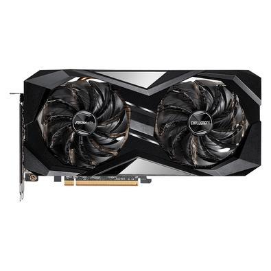 Placa de Vídeo ASRock RX 6700 XT Challenger D 12G, 16 Gbps, 12GB GDDR6, AMD RDNA 2 Architecture - RX6700XT CLD 12G