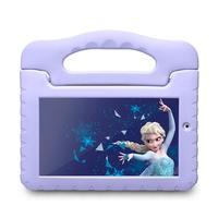 Tablet Disney Frozen Plus Multilaser, WiFi, 16GB, Quadcore, Roxo - NB315