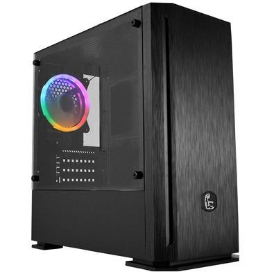 PC Gamer Concórdia Orion Intel Core i3-10100, 8GB DDR4, SSD 240GB, Fonte 500W, Windows 10 Pro - 40549