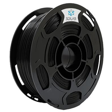 Filamento PLA para Impressora 3D 3DLAB, Preto - 2013010122