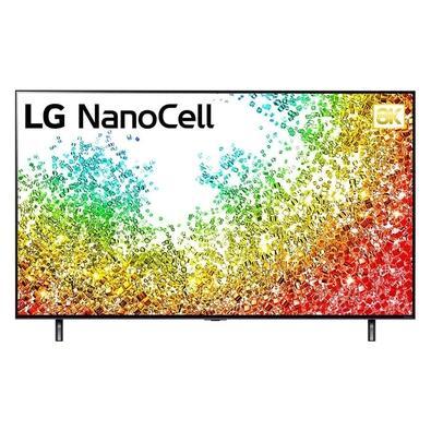 Smart TV LG 55 8K NanoCell 55NANO95, 4x HDMI 2.1, Dolby Vision, Inteligência Artificial, ThinQ, Google Alexa - 55NANO95SPA