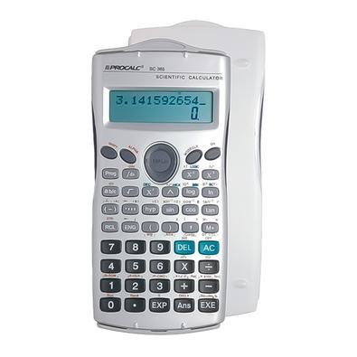 Calculadora Científica PROCALC, 279 Funções - SC365