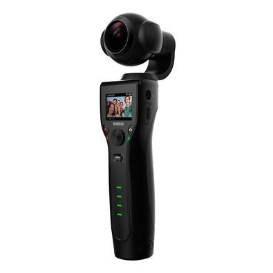 Câmera Removu com Gimbal Estabilizador Motorizado Vídeo 4K, 3 Eixos - RMK1