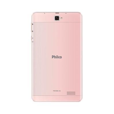 Tablet Philco PTB7SRG 3G 7´, 16GB, Android 9 Go, WiFi e Bluetooth, Rosa - 58203026