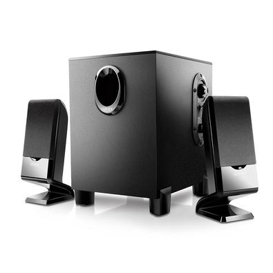 Caixa de Som Edifier com Subwoofer 8W RMS, Bluetooth, 110V, Preto - M101BT