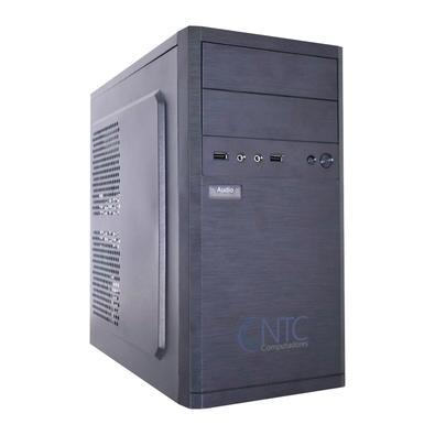 Computador NTC Intel Core i5-10400, RAM 4GB, SSD 240GB, Linux, Preto - NTC 8303