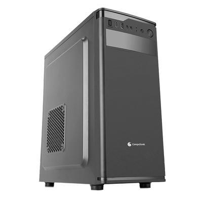 Computador Compusonic Intel Core i5 9400F, RAM 4GB, SSD 512GB, AFOX Geforce G210 1GB, Fonte 200W - CS01AG15AK17ACG210