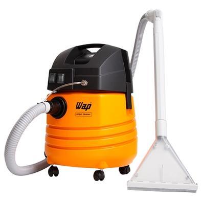 Aspirador Wap Extrator de Sujeira Carpet Cleaner, 25L, 1600W, 220V, Amarelo/Preto - 20001422