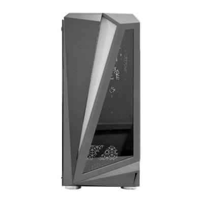 Computador Gamer NTC Powered By Asus AMD A10-9700, 8GB RAM, SSD 240GB, RGB, Linux, Preto - Ntc VULCANO II 7180
