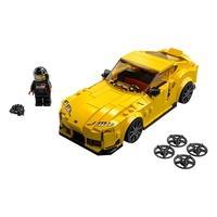 LEGO Speed Champions - Toyota GR Supra, 299 Peças - 76901