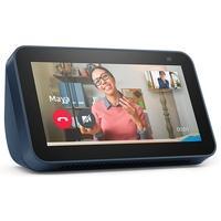 Echo Show 5 (2ª Geração) com Alexa, Tela 5 e Câmera de 2 MP, Azul - B08KJKQ5C2
