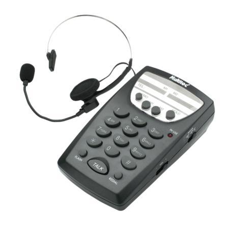 Multitoc Fone Operador Preto ICHS0030