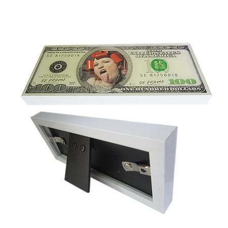 Urban Porta Retrato Plástico Money - 1130