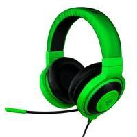 Headset Gamer Razer Kraken Pro Verde e Preto - P2