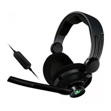 Headset Gamer Razer Carcharias para Xbox 360 e PC RZ04-00900100
