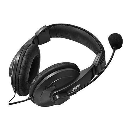 Headset Vinik Go Play FM35 com Microfone 20202 Preto