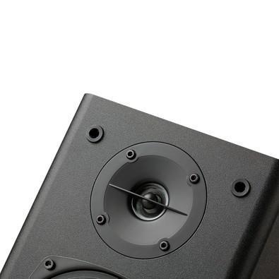 Caixa de Som Edifier 2.0 24W RMS Bivolt R1000T4 Preto