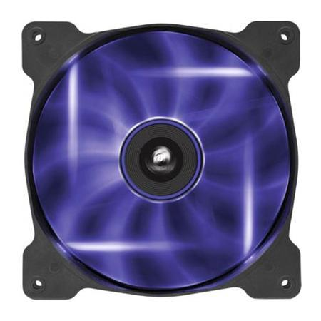Cooler FAN Corsair 140mm Air Series AF140 Quiet Edition CO-9050017-PLED Roxo