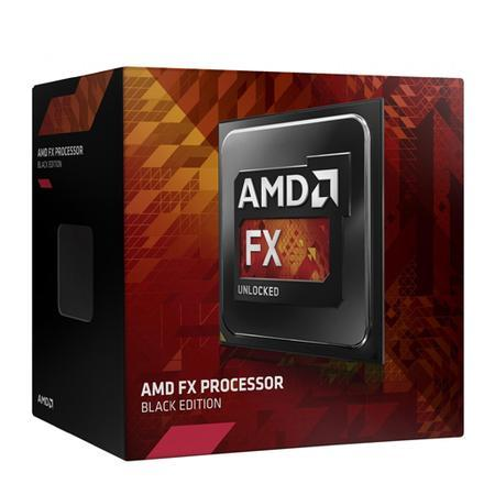 Processador AMD FX 8370 Octa Core, Black Edition, Cache 16MB, 4.0GHz (4.3GHz Max Turbo) AM3+ FD8370FRHKBOX