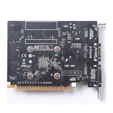 Placa de Vídeo VGA Zotac GeForce GT740 2GB DDR3 128 bit PCI-Express x16 ZT-71004-10L