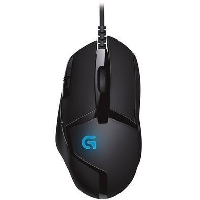 Mouse Gamer Logitech G402 Hyperion Fury FPS Ultra-rápido 4000DPI