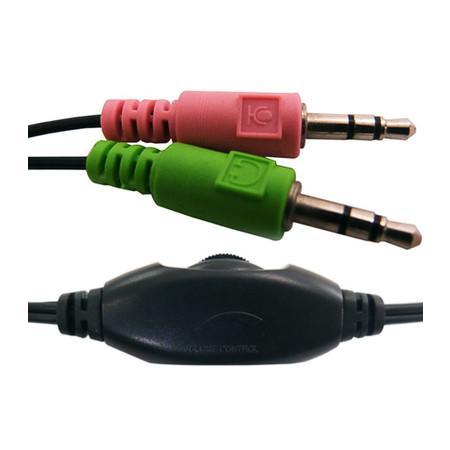 Headset G-fire com Microfone e Controle de Volume EPH222