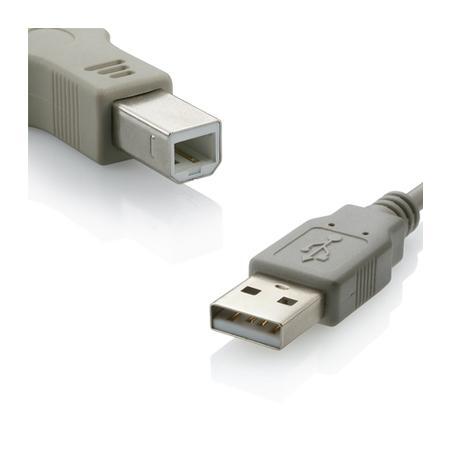 Multilaser Cabo USB 2.0 Macho x B Macho 5 metros WI274