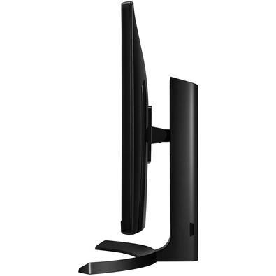 Monitor Gamer LG LED 34´ Ultrawide, Full HD, IPS, HDMI/Display Port, FreeSync, Som Integrado - 34UM68