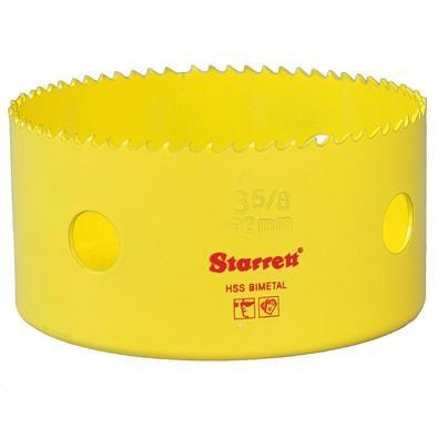 Serra Copo Bimetal 76MM - 3.5/8´ Starrett KSH0358-S