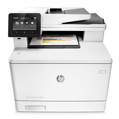 Multifuncional HP LaserJet Pro M477FDW, Laser, Colorida, Wi-Fi, 110V - CF379A