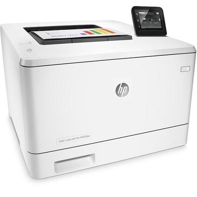Impressora HP Laserjet Pro Laser, Wi-Fi/ USB, 127V - M452dw