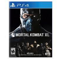 Game Mortal Kombat XL PS4