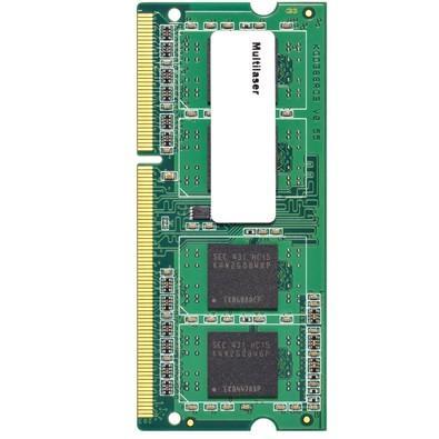 Memória Multilaser 8GB 1600Mhz DDR3 p/ Notebook CL11 - MM820