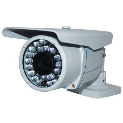 Câmera Gravo Bullet Com Ir Day&night de 35 M, Lente Fixa 6mm Branca - Gdi-7001/35lf