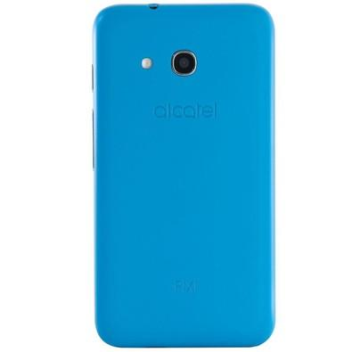 Smartphone Alcatel Pixi 4 4034E, Quad Core, Android 6.0, Tela 4´, 8MP, 8GB, Dual Chip, Desbloqueado - Preto + Capas Extras
