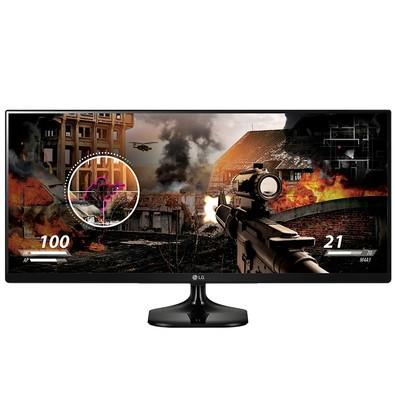 Monitor LG LED 25´ Ultrawide, Full HD, IPS, HDMI - 25UM58-P