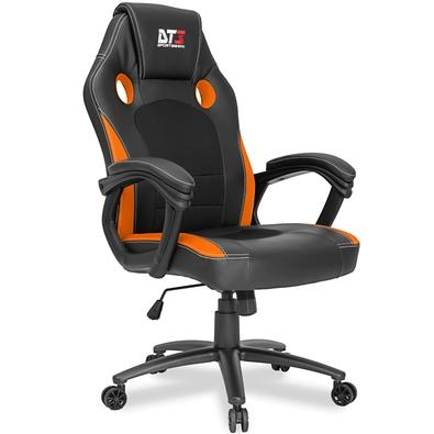 Cadeira Gamer DT3 Sports GT Black Orange 10292-4