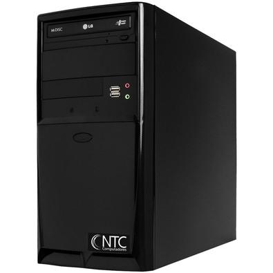 Computador NTC Intel Core i5-7400, 4GB, HD 1TB, Linux, DVD-RW - 8101 PRICE GA7G